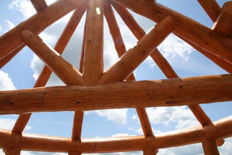 Custom log cabin builders in vermont