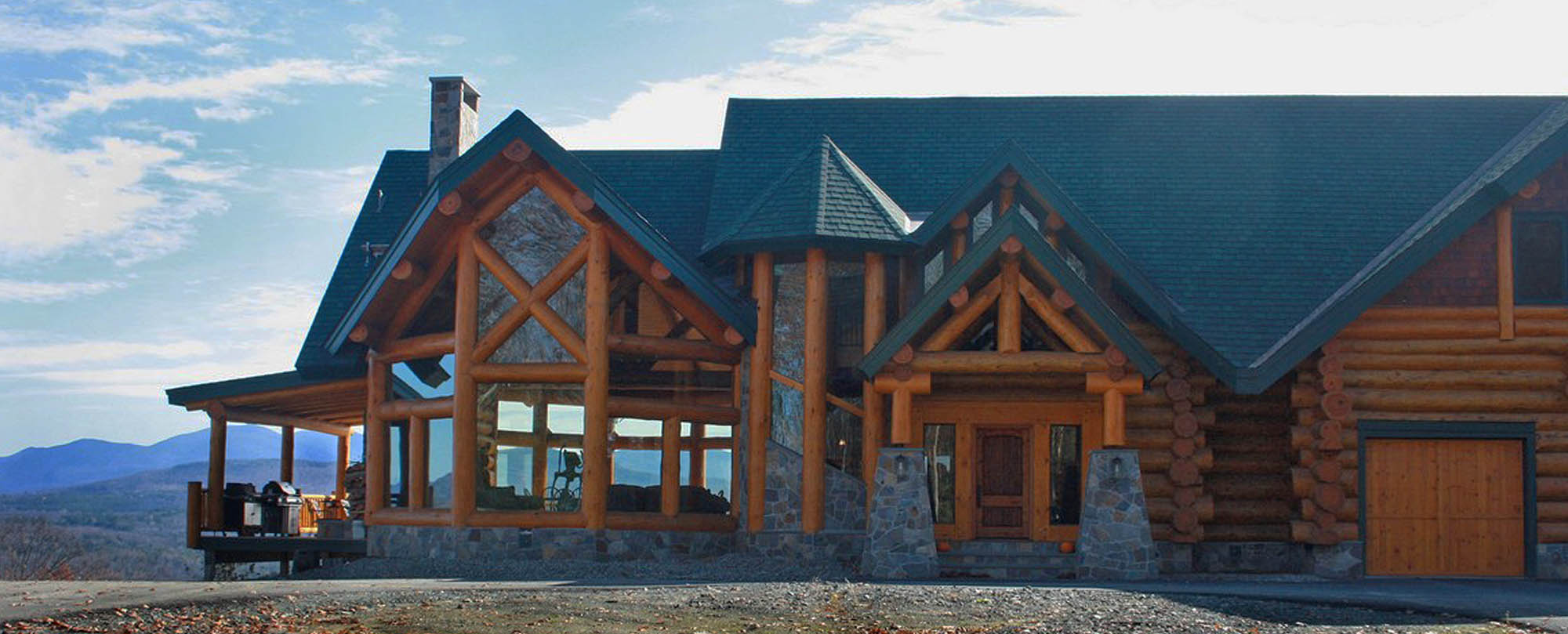 Log Cabin Builders Handcrafted Dream Homes Custom Designed